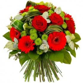 Bouquet Grenadine • Rouge