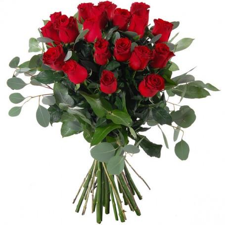 Bouquet de Roses • GRANDES ROSES ROUGES