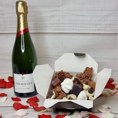 Pack Champagne & Chocolats Bonne Fête Mamie !