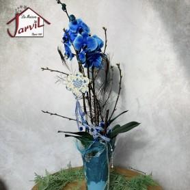 """Orchidée """"Lagon Bleu"""""""