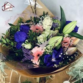 """Bouquet """"Violette de Printemps"""""""