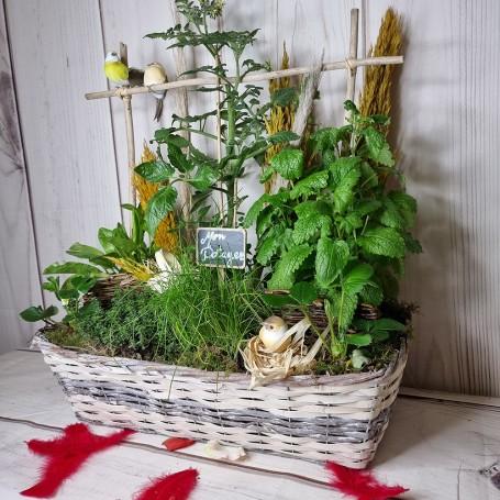 Le Jardin Potager : parfait pour l'appartement !